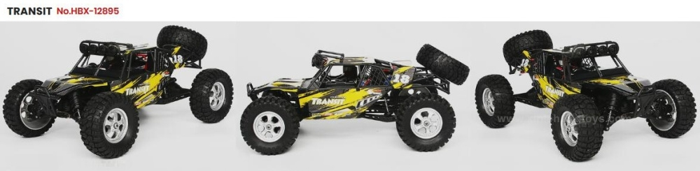HBX 12895 Parts