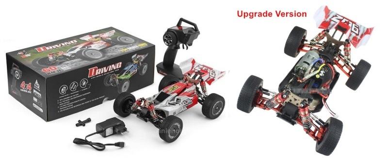 WLtoys 144001 Parts