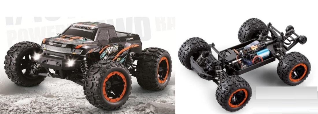 HBX 16889 Parts