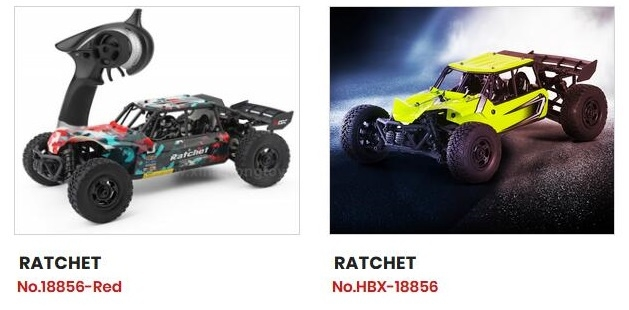 HBX 18856 Parts