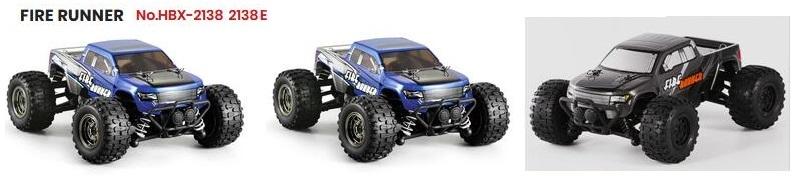HBX 2138 2138E Parts