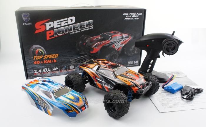 PXtoys 9302 Speed Pioneer Parts