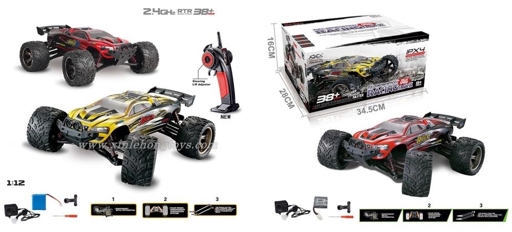 XinLeHong Toys 9116 Parts