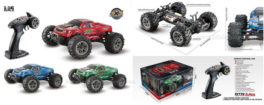 XinLeHong Toys 9130 Parts