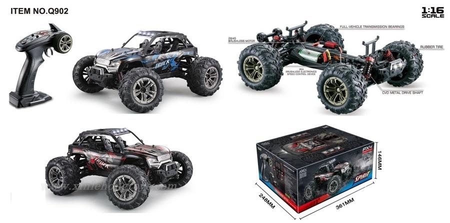 XinleHong Toys Q902 Parts