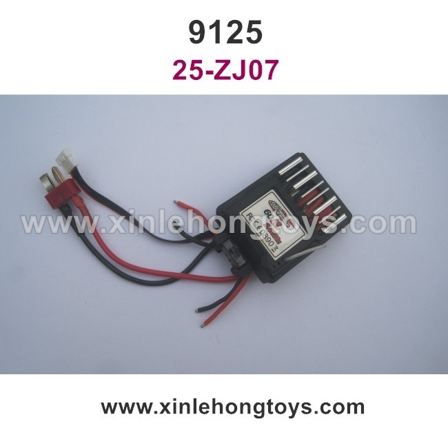 XinleHong Toys 9125 Parts Electronic Speed Controller, Circuit Board