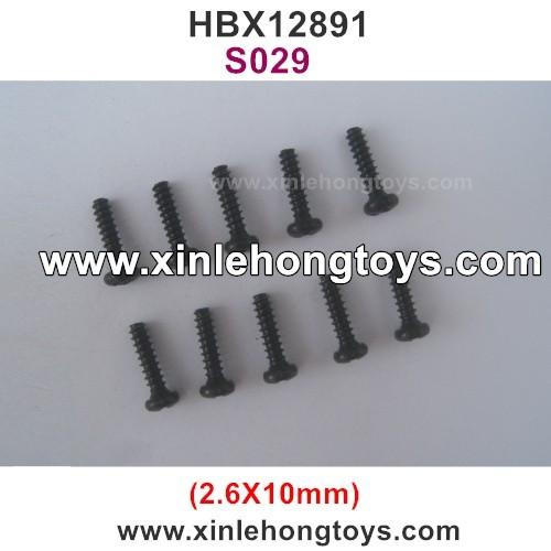 HaiBoXing HBX 12891 Parts Screw S029