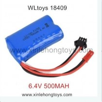 WLtoys 18409 Battery 6.4V 500MAH