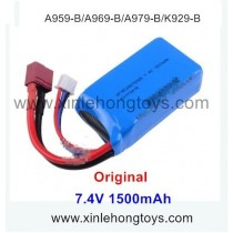WLtoys K929-B Original Battery 1500mAh
