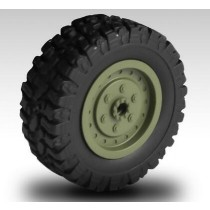 Subotech BG1522 M151 parts tire Wheel