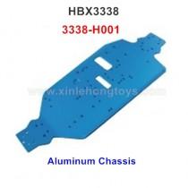 HBX 3338 Upgrade Aluminum Chassis 3338-H001