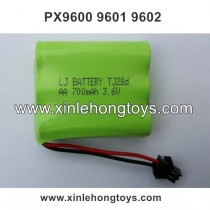 PXtoys 9600 9601 9602 Parts Battery 3.6V 700mAh