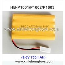 HB-P1002 Battery 9.6V 700mAh