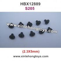 HBX 12889 Thruster Parts Screws 2.3X5mm S205