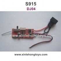 GPToys S915 Parts Receiver, Circuit Board DJ04