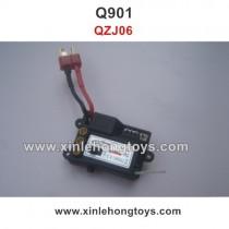 XinleHong Q901 Circuit Board, Receiver Q901-QZJ06