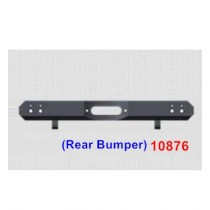 VRX RH1049 MC31 Parts Rear Bumper 10876