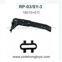 RuiPeng RP-03 SY-3 Parts Chassis Front Protection Frame+Anti-Collision Buffer Plate 16010+011
