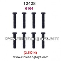 Wltoys 12428 Spare Parts Screws 0104
