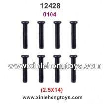 Wltoys 12428 Spare Parts Screws 0104