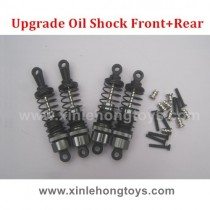 HBX  HBX Survivor XB 12811 Upgrade Shock, Front+Rear