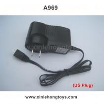 WLtoys A969 Charger US Plug