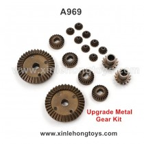 WLtoys A969 Upgrade Metal Gear Kit