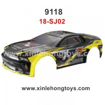 XinleHong Toys 9118 Spare Parts Car Shell, Body Shell 18-SJ01