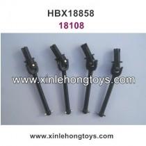 HBX Hailstrom Parts Wheel Drive Shafts 18108