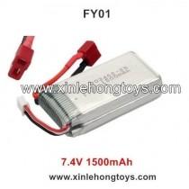 Feiyue FY01 Battery 7.4V 1500mAh