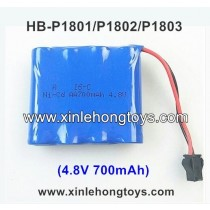 HB-P1802 Battery 4.8V 700mAh