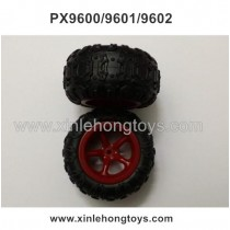 PXtoys 9600 9601 9602 Parts Tire, Wheel
