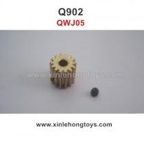 XinleHong Q902 Parts Motor Gear QWJ05