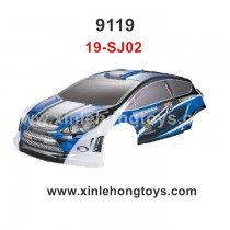 XinleHong Toys 9119 parts Body Shell, Car Shell