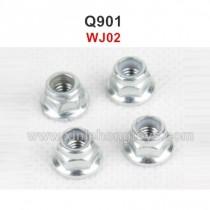 XinleHong Q901 Parts M4 Locknut WJ02