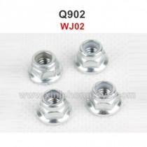 XinleHong Q902 Parts M4 Locknut WJ02