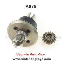 WLtoys A979 Upgrade Metal Differential