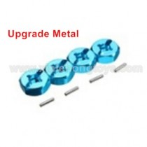 Subotech BG1520 Upgrade Metal Hexagon Wheel Seat