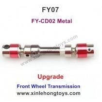 Feiyue FY07 Upgrade Metal Front Wheel Transmission FY-CD02
