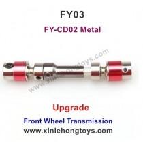feiyue fy03 eagle-3 upgrades Metal Front Wheel Transmission FY-CD02