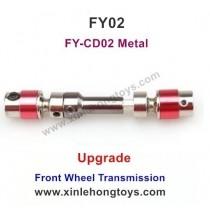 Feiyue FY02 Upgrade Metal Front Wheels Drive Shaft FY-CD02