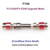 Feiyue FY06 Upgrade Metal Front/Rear Drive Shaft FY-CD02/FY-CD04