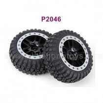 REMO HOBBY Parts Tire, Wheel P2046