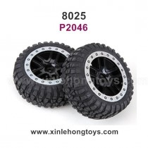 REMO HOBBY 8025 Parts Tire, Wheel P2046