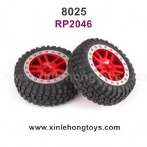 REMO HOBBY 8025 9EMU Parts Tire, Wheel RP2046