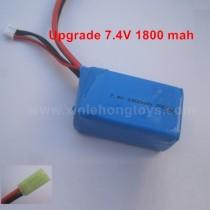Xinlehong 9136 Upgrade Battery 7.4V 1800mah