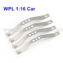 WPL B-1 B-16 Parts Shock Absorbing Plate