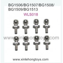Subotech BG1507 Parts Ball Screw WLS018