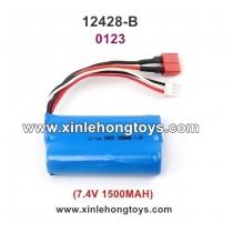 Wltoys 12428-b Battery