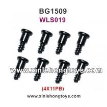 Subotech BG1509 Parts 3.0X10PB T Head Step Screws WLS019